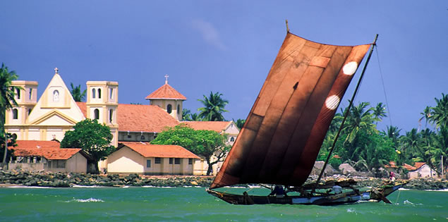 Ocean View Guesthouse Negombo Sri Lanka Round Tours